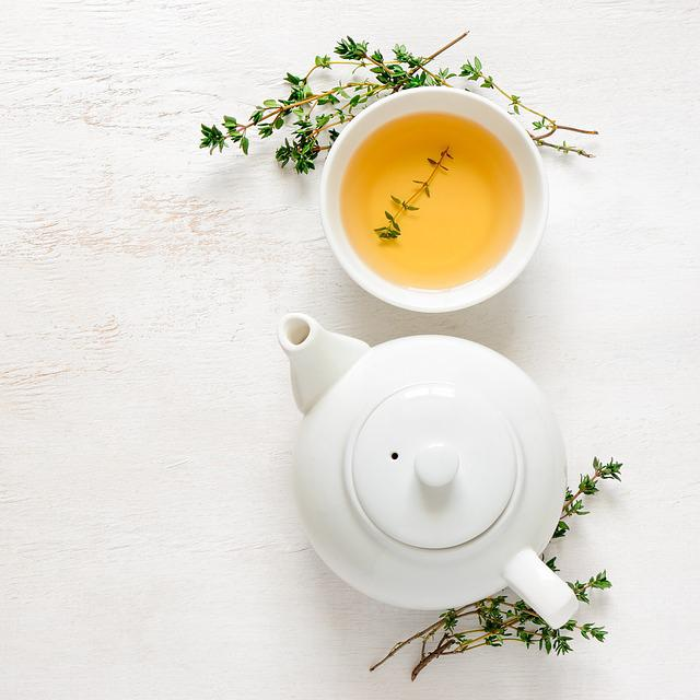 Cómo bajar de peso con té verde