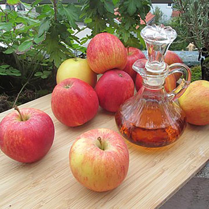 7 beneficios del vinagre de manzana