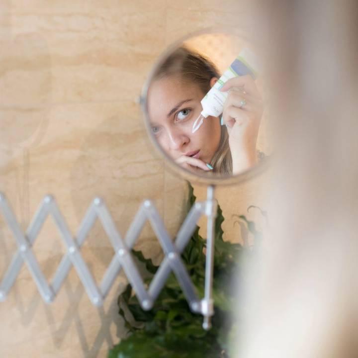 ¿Como cuidar la piel en casa?