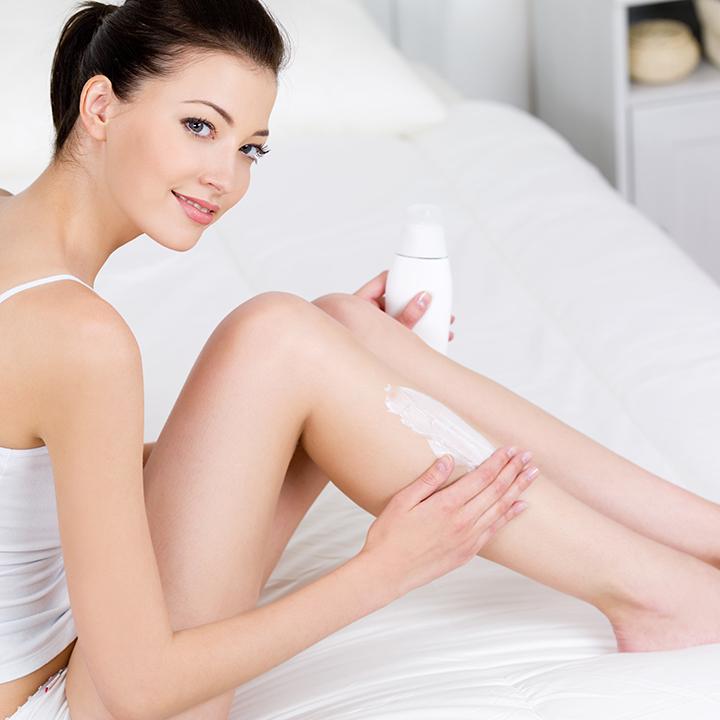 Como cuidar la piel después de depilación