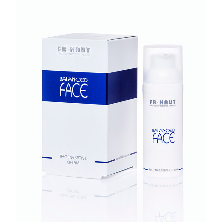 Balanced Face Regenerative Cream