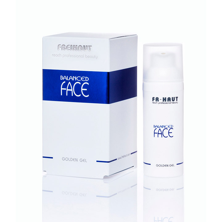 Balanced Face Golden Gel